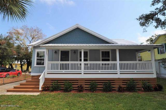181 Martin Luther King Ave, St Augustine, FL 32084 (MLS #1022012) :: Bridge City Real Estate Co.