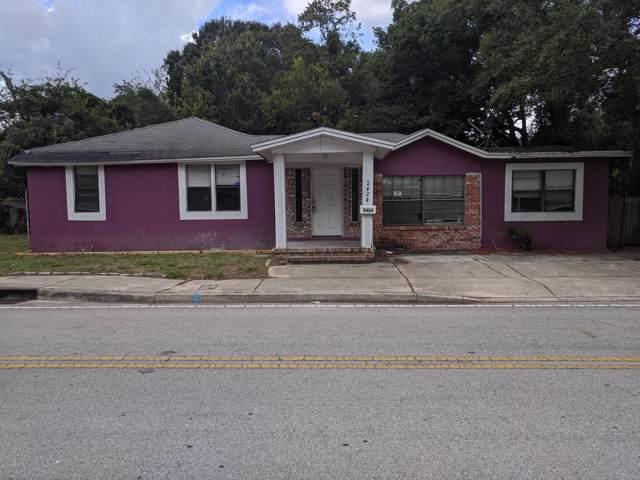 2424 N Canal St, Jacksonville, FL 32209 (MLS #1022032) :: Berkshire Hathaway HomeServices Chaplin Williams Realty