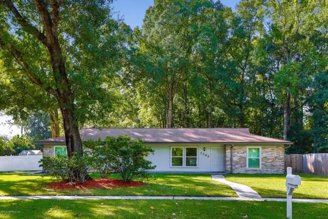 1703 Poplar Dr, Orange Park, FL 32073 (MLS #1022109) :: Berkshire Hathaway HomeServices Chaplin Williams Realty