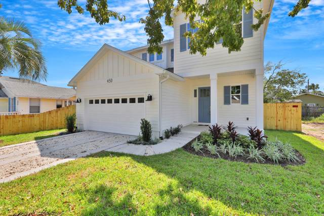 3916 Poincianna Blvd, Jacksonville Beach, FL 32250 (MLS #1022144) :: The DJ & Lindsey Team