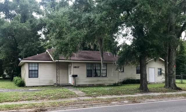 1607 Blanding Blvd, Jacksonville, FL 32210 (MLS #1022221) :: 97Park