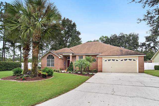 600 Hummingbird Ct, Jacksonville, FL 32259 (MLS #1022277) :: Robert Adams | Round Table Realty