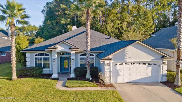 1257 Paradise Pond Rd, St Augustine, FL 32092 (MLS #1022316) :: The Hanley Home Team