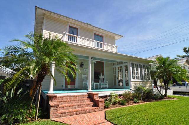317 St George St, St Augustine, FL 32084 (MLS #1022387) :: Berkshire Hathaway HomeServices Chaplin Williams Realty