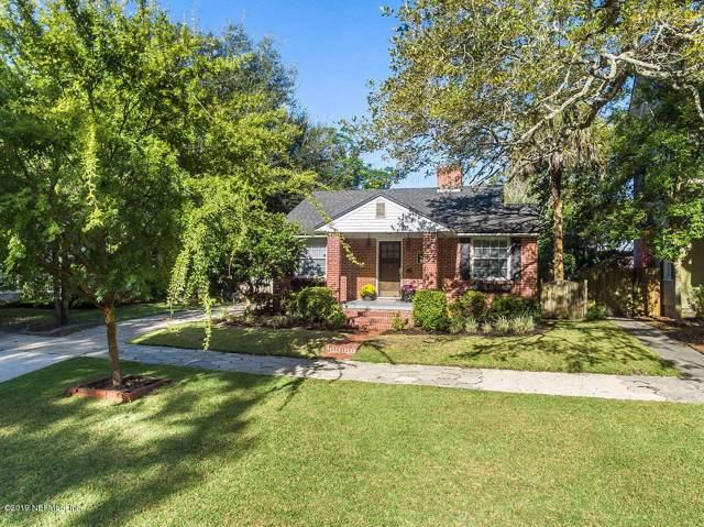 2841 Lydia St, Jacksonville, FL 32205 (MLS #1022452) :: The Hanley Home Team