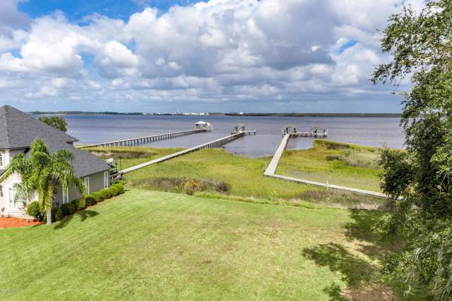 4338 Boat Club Dr, Jacksonville, FL 32277 (MLS #1022504) :: CrossView Realty