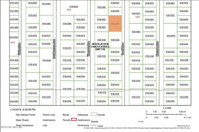 0 David Ave, Interlachen, FL 32148 (MLS #1022625) :: EXIT Real Estate Gallery