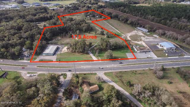 3308 NW Blitchton Rd, Ocala, FL 34475 (MLS #1022641) :: The Hanley Home Team