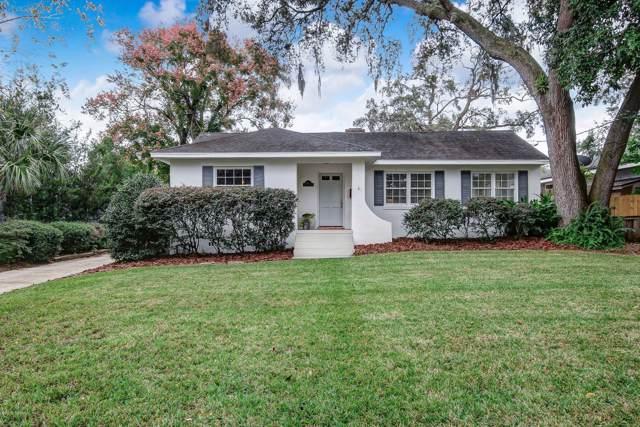 1420 Jean Ct, Jacksonville, FL 32207 (MLS #1022810) :: Noah Bailey Group