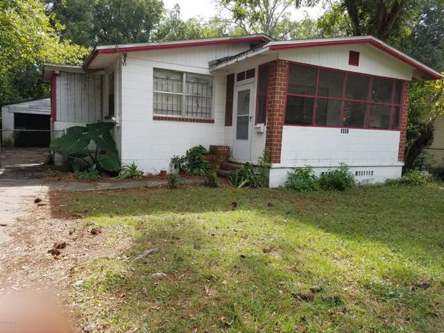 1550 W 31ST St, Jacksonville, FL 32209 (MLS #1023054) :: Berkshire Hathaway HomeServices Chaplin Williams Realty