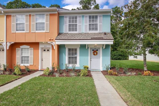 12311 Kensington Lakes Dr #806, Jacksonville, FL 32246 (MLS #1023183) :: 97Park