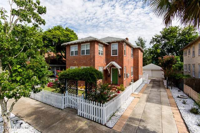 123 Cottage Ave, Jacksonville, FL 32206 (MLS #1023211) :: The Every Corner Team | RE/MAX Watermarke