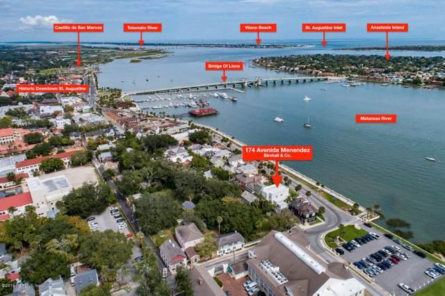 174 Avenida Menendez, St Augustine, FL 32084 (MLS #1023256) :: The Hanley Home Team