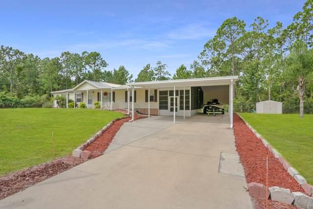 117 W Janet Dr, Crescent City, FL 32112 (MLS #1023271) :: The Hanley Home Team