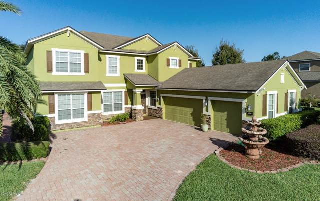 4564 Golf Brook Rd, Orange Park, FL 32065 (MLS #1023496) :: EXIT Real Estate Gallery