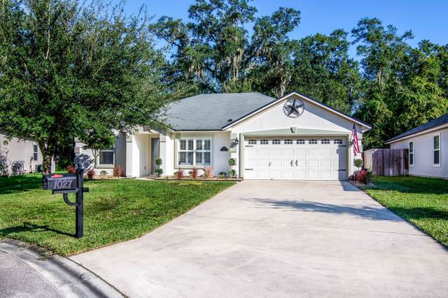 1027 Little Brook Ct, Jacksonville, FL 32218 (MLS #1023607) :: CrossView Realty