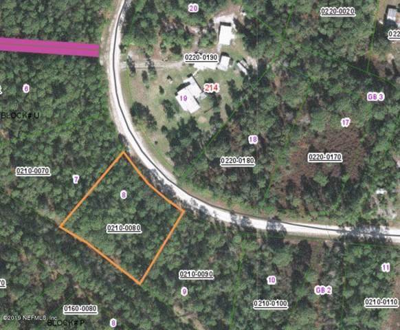 215 Plumosa Dr, Georgetown, FL 32139 (MLS #1023711) :: Memory Hopkins Real Estate