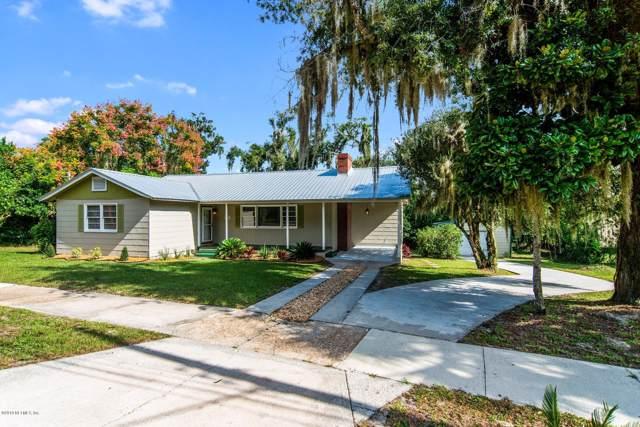 115 E Forest Park Dr, Palatka, FL 32177 (MLS #1023826) :: Memory Hopkins Real Estate