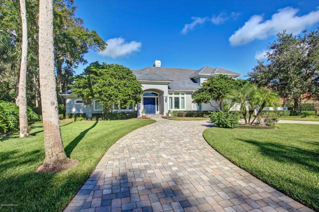 101 Plantation Cir S, Ponte Vedra Beach, FL 32082 (MLS #1023840) :: The Hanley Home Team
