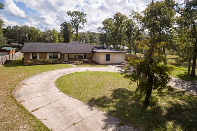 498 Branscomb Rd, GREEN COVE SPRINGS, FL 32043 (MLS #1023856) :: EXIT Real Estate Gallery