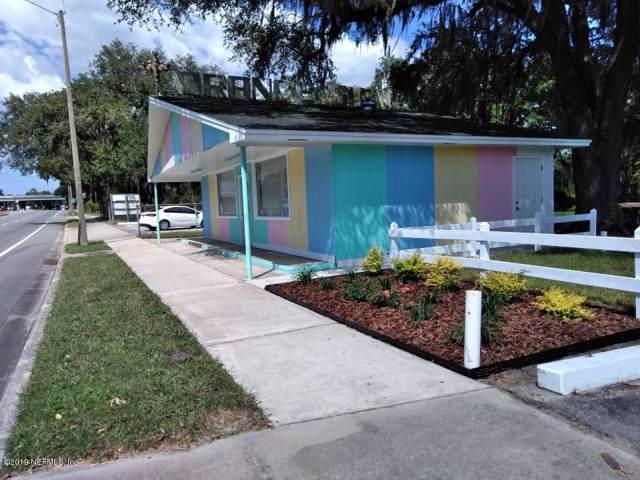 6609 Us-301, Hawthorne, FL 32640 (MLS #1023879) :: Berkshire Hathaway HomeServices Chaplin Williams Realty
