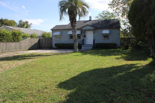 814 7TH Ave N, Jacksonville Beach, FL 32250 (MLS #1023892) :: Berkshire Hathaway HomeServices Chaplin Williams Realty