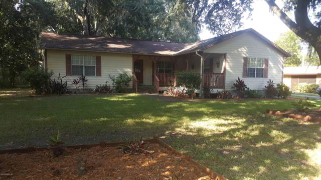 750 Chapin St, St Augustine, FL 32084 (MLS #1023895) :: Berkshire Hathaway HomeServices Chaplin Williams Realty