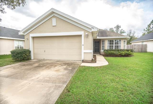 5526 Huckleberry Trl S, Macclenny, FL 32063 (MLS #1024049) :: The Hanley Home Team
