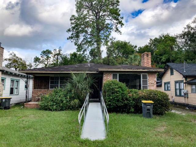 245 W 40TH St, Jacksonville, FL 32206 (MLS #1024165) :: 97Park