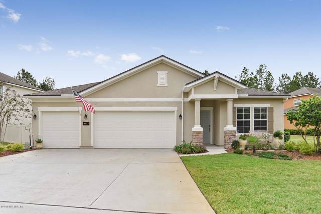 4677 Camp Creek Ln, Orange Park, FL 32065 (MLS #1024173) :: EXIT Real Estate Gallery