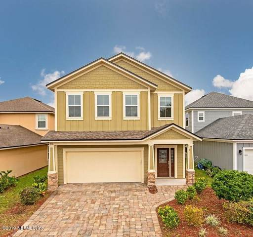 431 Mahoney Loop, Orange Park, FL 32065 (MLS #1024181) :: The Hanley Home Team