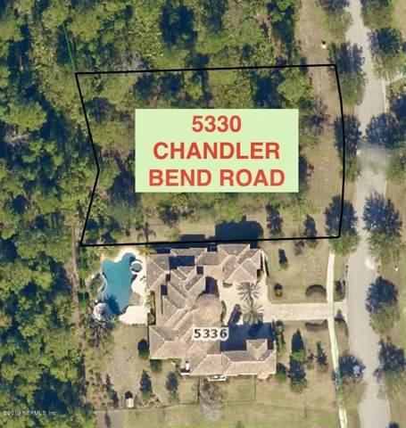 5330 Chandler Bend Rd, Jacksonville, FL 32224 (MLS #1024340) :: The Volen Group | Keller Williams Realty, Atlantic Partners