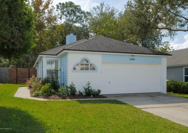 1524 Westwind Dr, Jacksonville Beach, FL 32250 (MLS #1024444) :: The Hanley Home Team