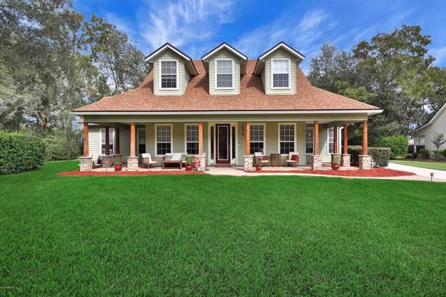 3715 Creek Hollow Ln, Middleburg, FL 32068 (MLS #1024448) :: Noah Bailey Group