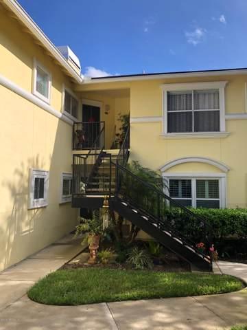 1800 The Greens Way #1104, Jacksonville Beach, FL 32250 (MLS #1024523) :: Sieva Realty