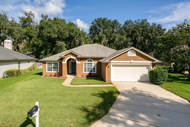 554 Pin Oak, GREEN COVE SPRINGS, FL 32043 (MLS #1024540) :: Berkshire Hathaway HomeServices Chaplin Williams Realty