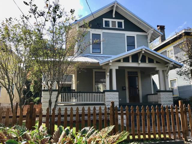 312 E 7TH St, Jacksonville, FL 32206 (MLS #1024605) :: EXIT Real Estate Gallery