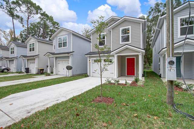 1277 Mull St, Jacksonville, FL 32205 (MLS #1024708) :: The Every Corner Team | RE/MAX Watermarke
