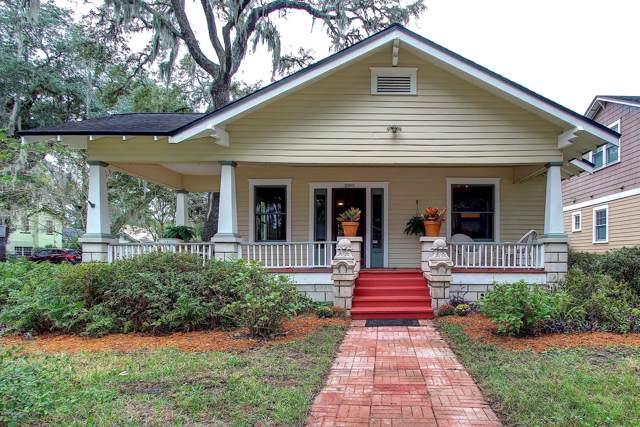 3899 Boone Park Ave, Jacksonville, FL 32205 (MLS #1024753) :: The Hanley Home Team