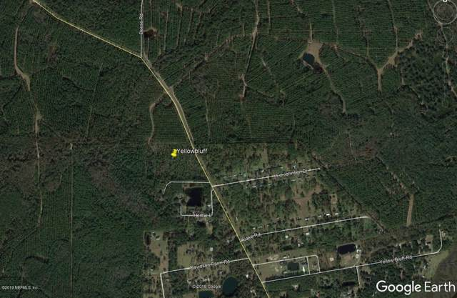 0 Yellow Bluff Rd, Jacksonville, FL 32226 (MLS #1024778) :: Berkshire Hathaway HomeServices Chaplin Williams Realty