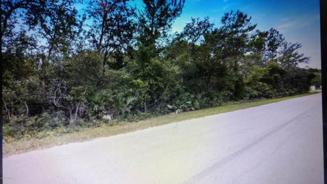 0 Oak Ridge Rd, St Augustine, FL 32086 (MLS #1024809) :: Sieva Realty
