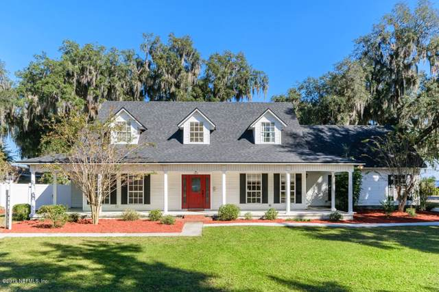 606 Myrtle Ave, GREEN COVE SPRINGS, FL 32043 (MLS #1024852) :: EXIT Real Estate Gallery