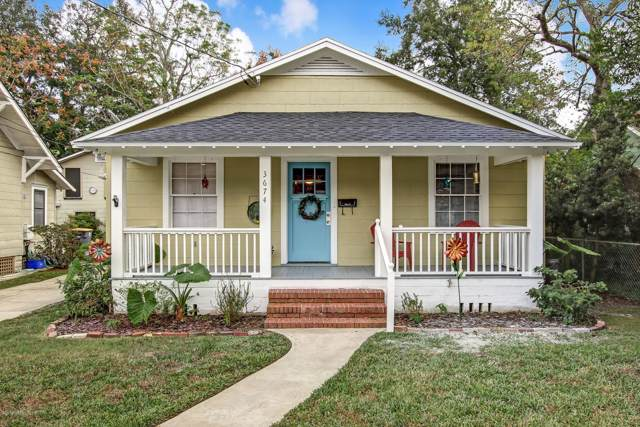3674 Walsh St, Jacksonville, FL 32205 (MLS #1024860) :: The Hanley Home Team