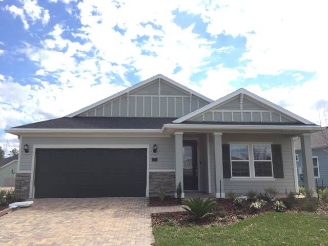 376 Broomsedge Cir, St Augustine, FL 32095 (MLS #1024863) :: The Hanley Home Team