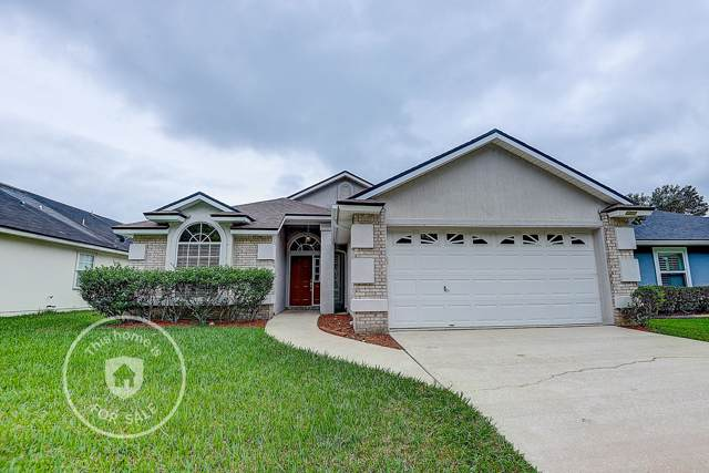 1472 Greenway Pl, Orange Park, FL 32003 (MLS #1024959) :: The Hanley Home Team
