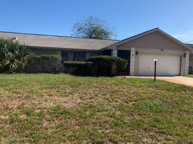 18 Cherokee Ct E, Palm Coast, FL 32137 (MLS #1024982) :: CrossView Realty