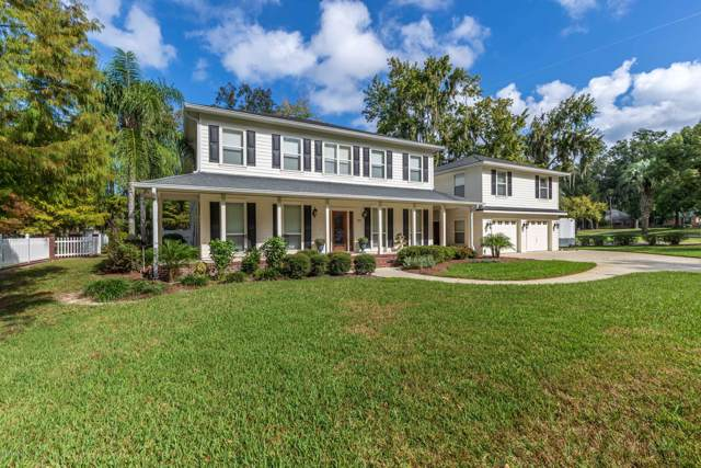277 Oak Dr S, Fleming Island, FL 32003 (MLS #1024987) :: Bridge City Real Estate Co.