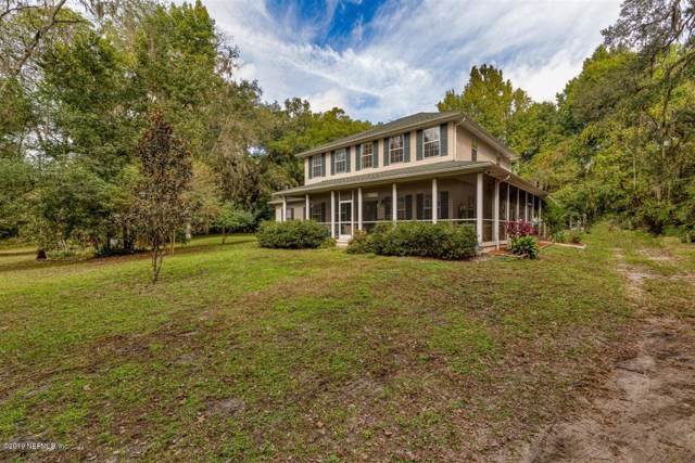 122 Heartwood Pl, Florahome, FL 32140 (MLS #1024992) :: Berkshire Hathaway HomeServices Chaplin Williams Realty
