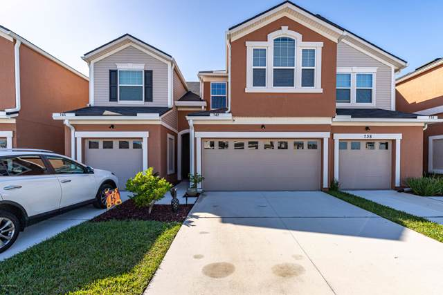 742 Grover Ln, Orange Park, FL 32065 (MLS #1025077) :: The Hanley Home Team