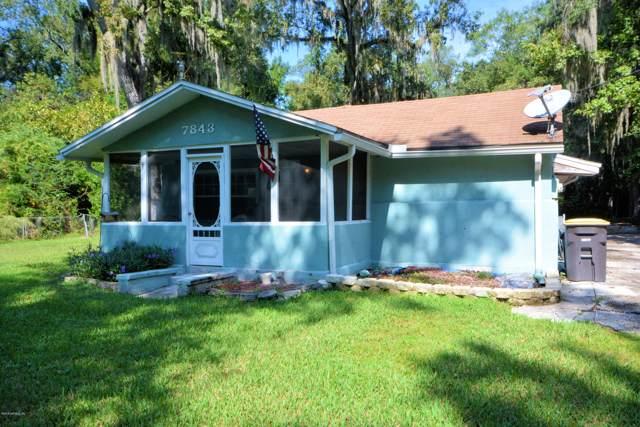 7843 Lenox Ave, Jacksonville, FL 32221 (MLS #1025110) :: The Hanley Home Team